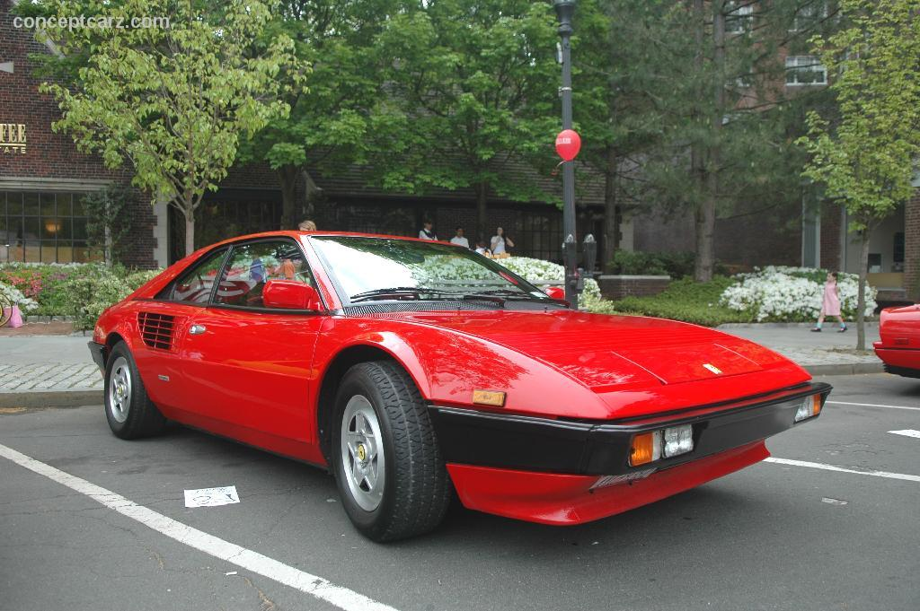 1982 ferrari mondial 8 image. Black Bedroom Furniture Sets. Home Design Ideas