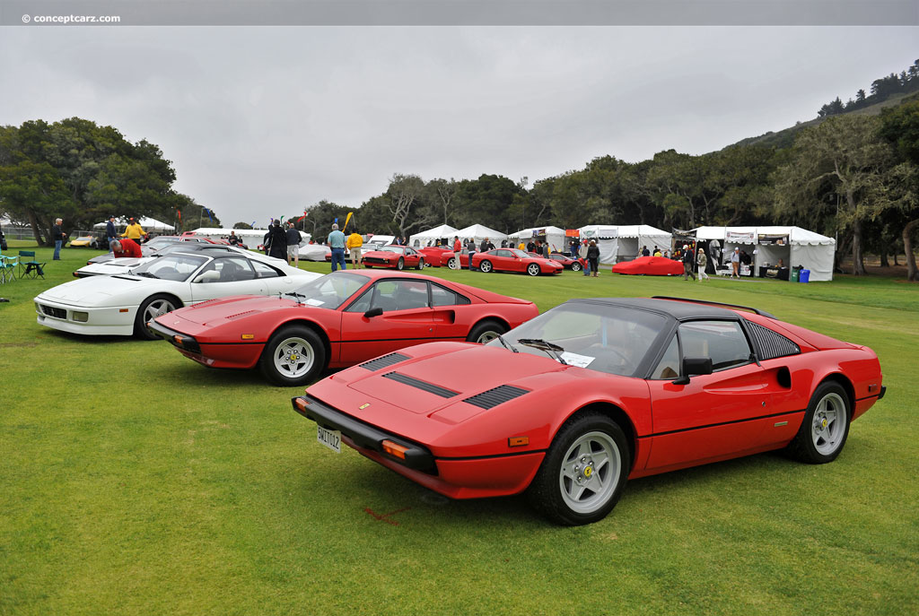 1983 ferrari 308 308 gtsi 308 gtb quattrovalvole gts tipo f105 ab conceptcarz. Black Bedroom Furniture Sets. Home Design Ideas