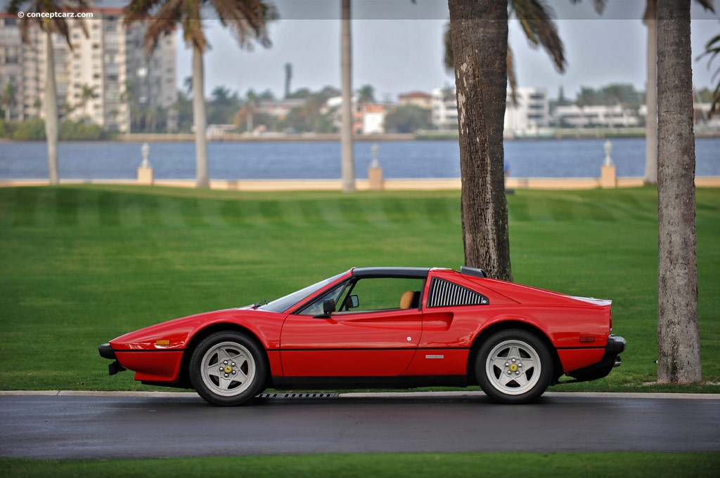 Ferrari 308 GTS pictures and wallpaper