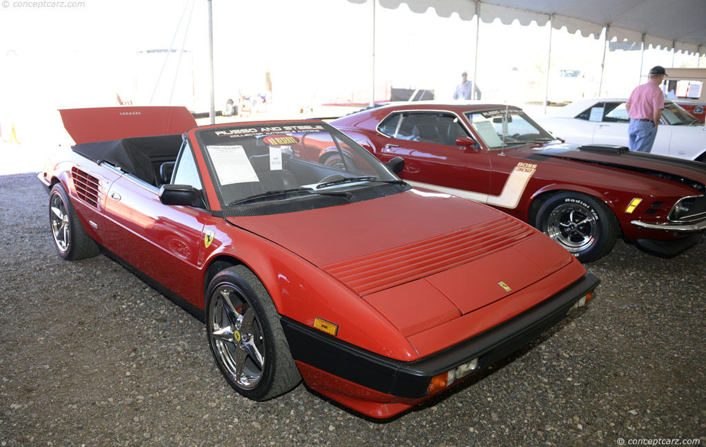 1985 ferrari mondial quattrovalvole specs 1985 ferrari. Black Bedroom Furniture Sets. Home Design Ideas