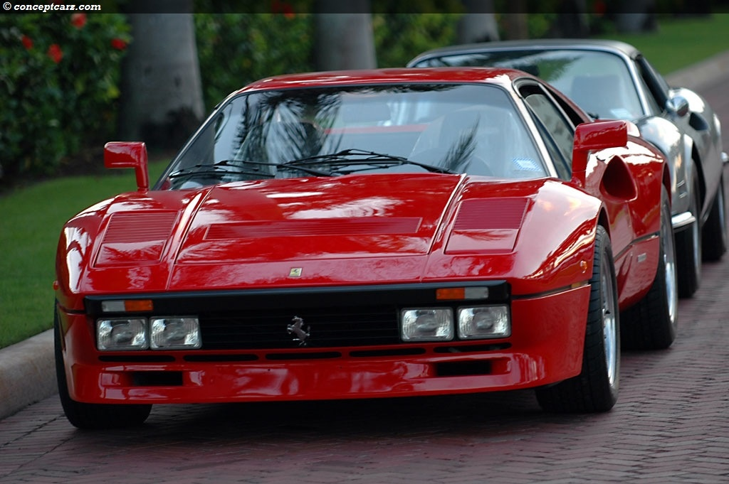 Auction Results And Data For 1985 Ferrari 288 Gto