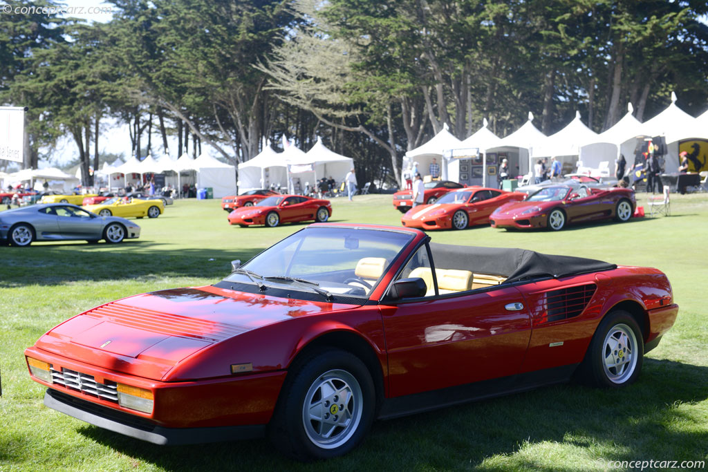 auction results and data for 1986 ferrari 3 2 mondial. Black Bedroom Furniture Sets. Home Design Ideas