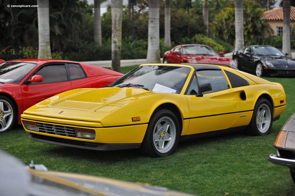 auction results and data for 1987 ferrari 328 gts r tromobile 2016 by artcurial motorcars. Black Bedroom Furniture Sets. Home Design Ideas