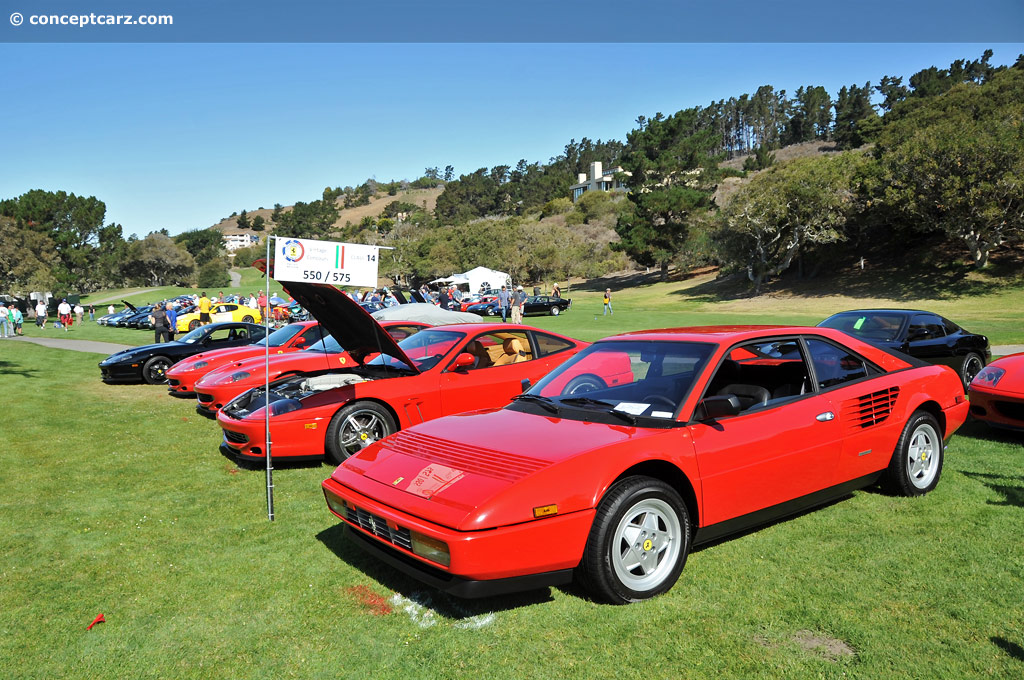 auction results and data for 1987 ferrari mondial. Black Bedroom Furniture Sets. Home Design Ideas