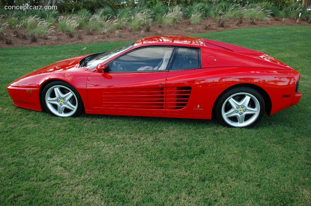 Auction Results And Data For 1987 Ferrari Testarossa