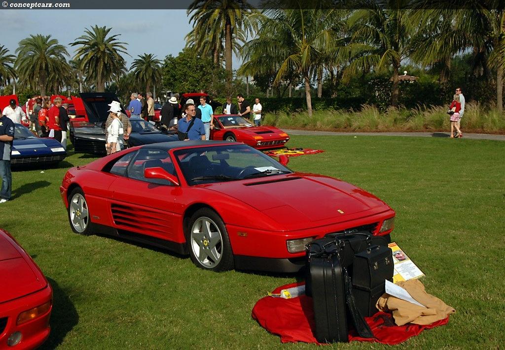 1989 Ferrari 348 Conceptcarz