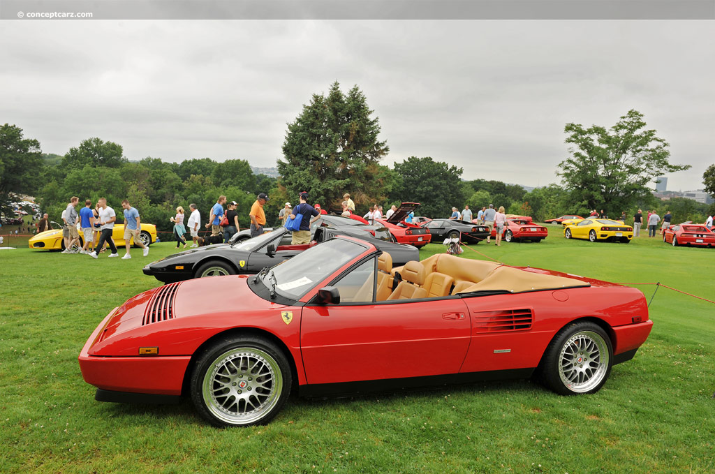 1990 ferrari mondial t images photo 90 ferrari mondial cabrio dv 12 pas. Black Bedroom Furniture Sets. Home Design Ideas