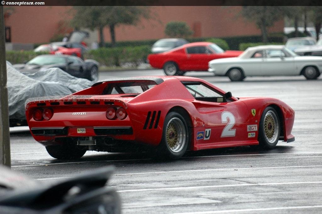 1990 Ferrari 308 Gtb Huffaker Imsa Gtu Conceptcarz