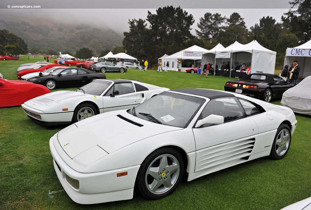 1990 ferrari 348. Black Bedroom Furniture Sets. Home Design Ideas