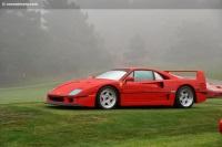 1990 Ferrari F40 image.