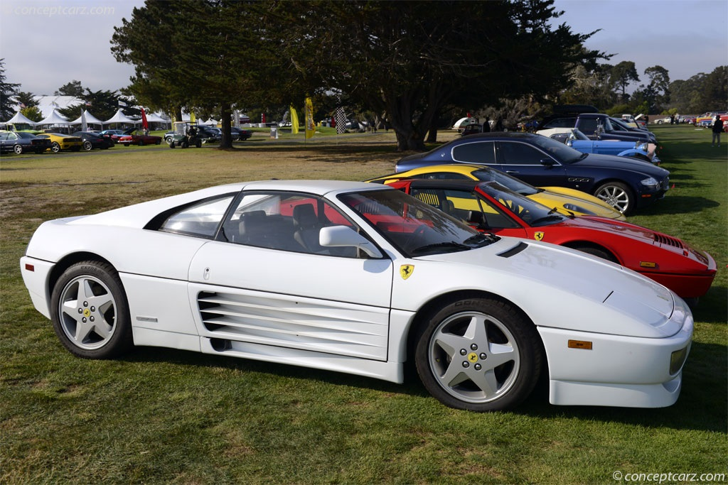Auction Results And Data For 1991 Ferrari 348