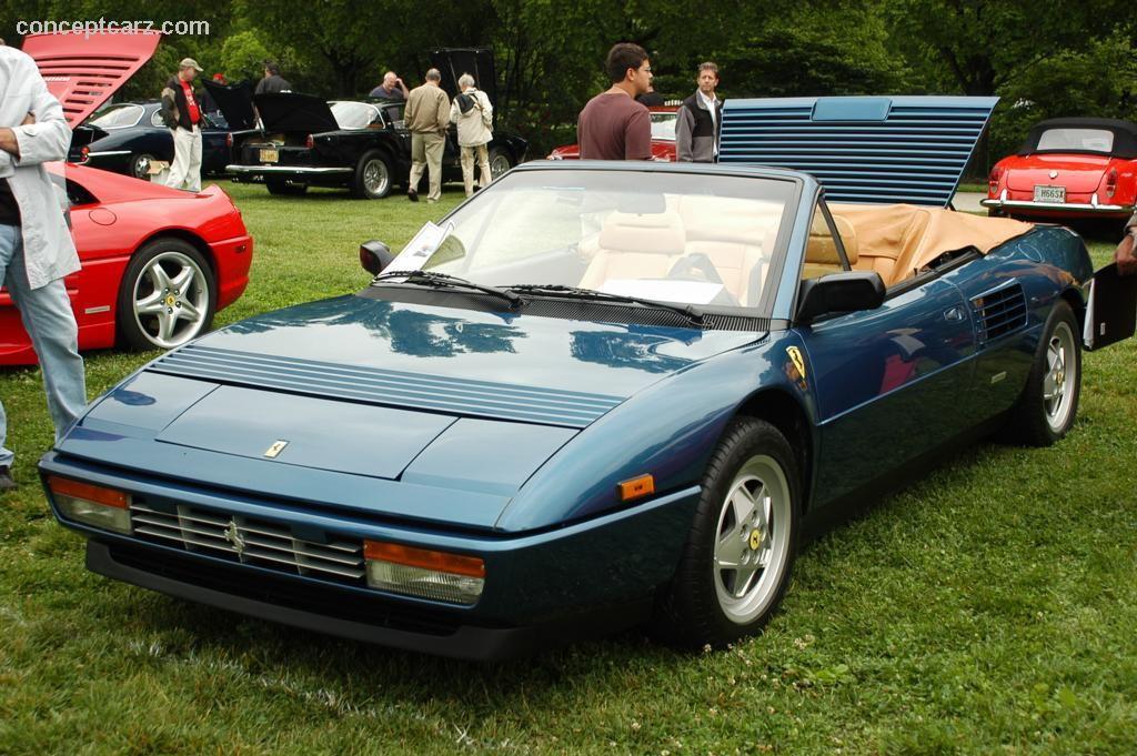 1991 ferrari mondial t images photo 91 ferrari mondial t cc km. Black Bedroom Furniture Sets. Home Design Ideas