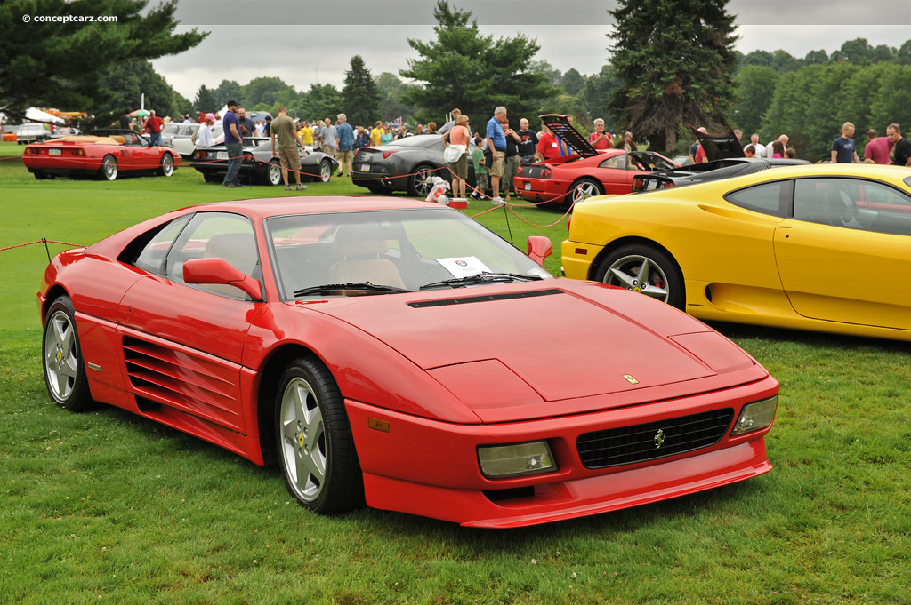 1992 ferrari 348 serie speciale pictures history value research news. Black Bedroom Furniture Sets. Home Design Ideas