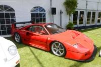 1993 Ferrari F40LM image.