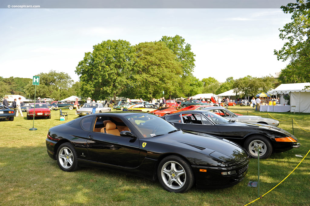 1995 ferrari 456 gt. Black Bedroom Furniture Sets. Home Design Ideas