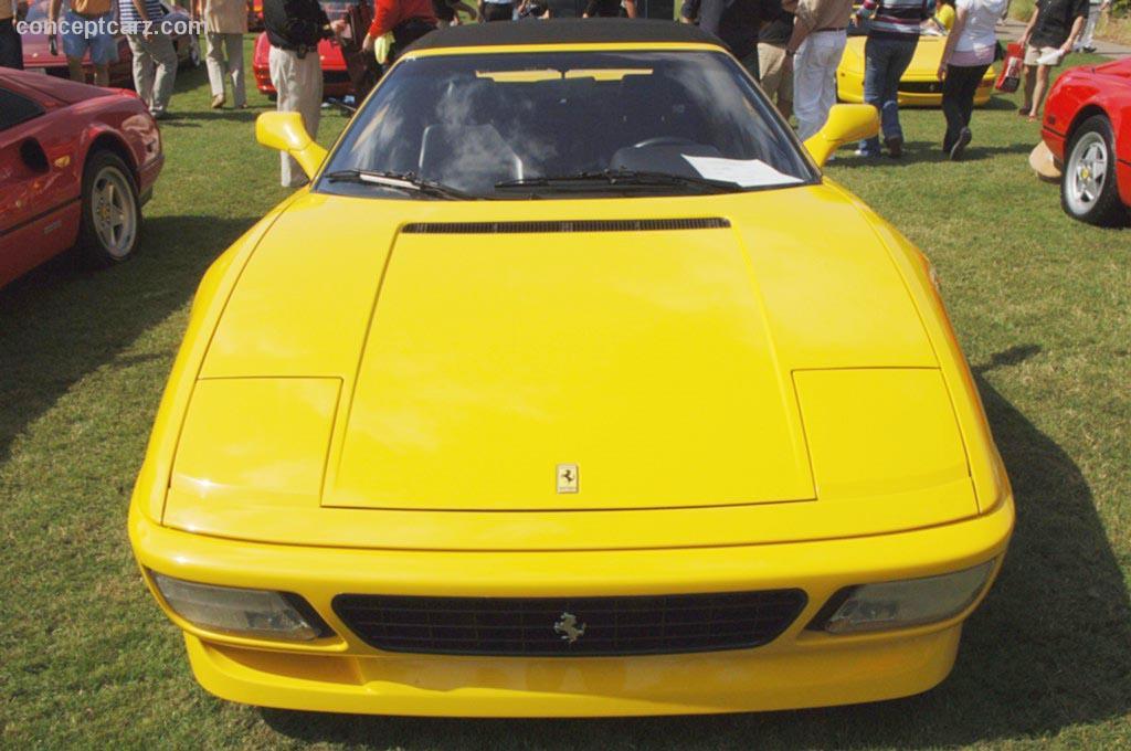 1995 Ferrari 348 GTS Image