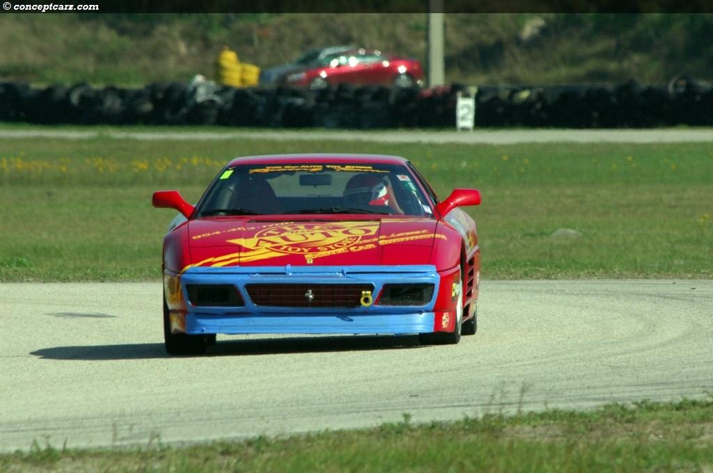 1996 Ferrari 348 Challenge Image