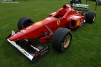 1996 Ferrari F310 image.