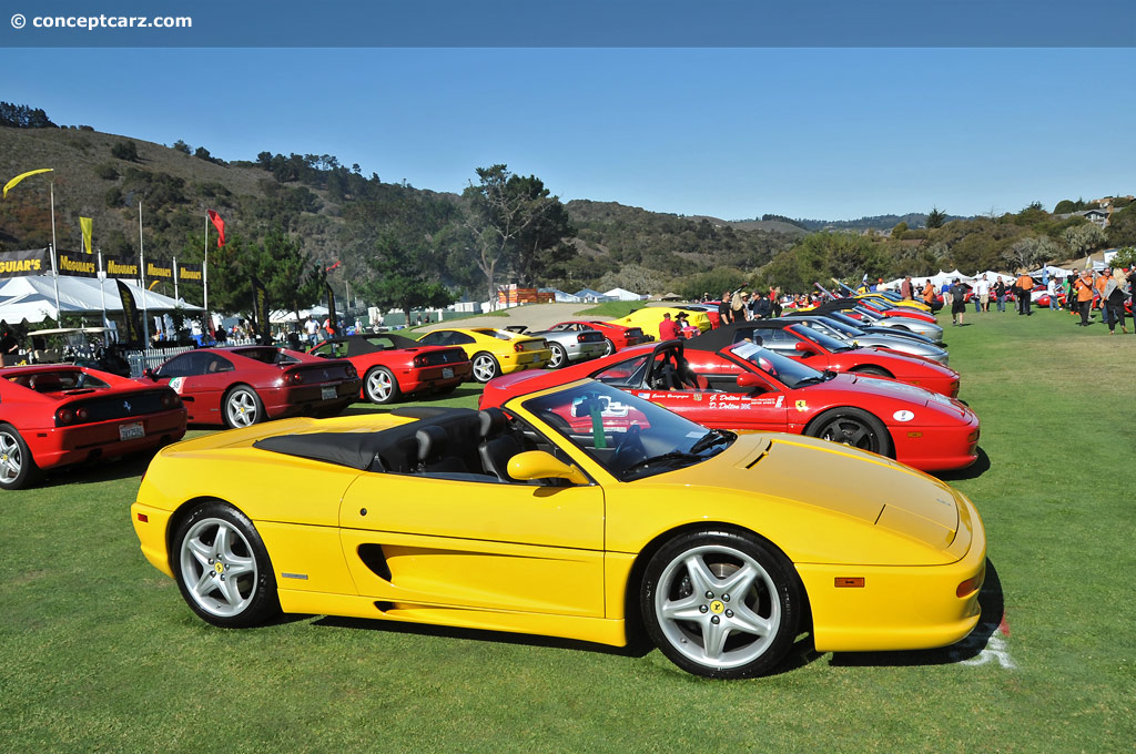 ferrari f355 spider wallpaper - photo #14