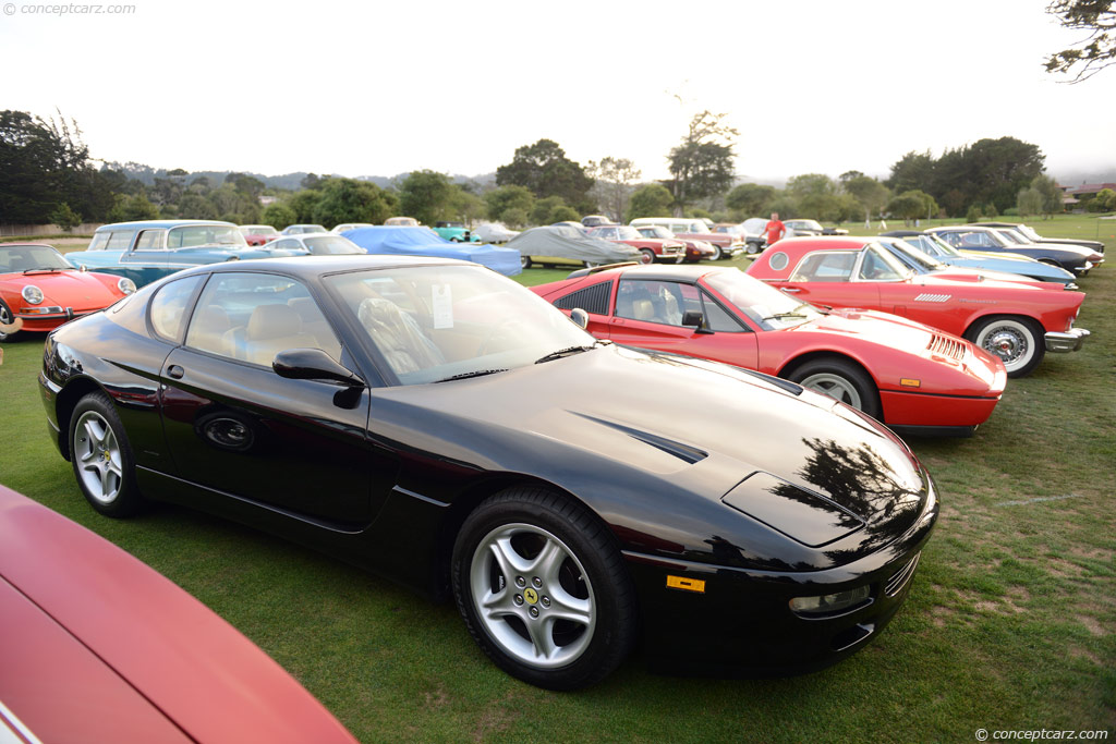 1997 ferrari 456 gt pictures history value research. Black Bedroom Furniture Sets. Home Design Ideas