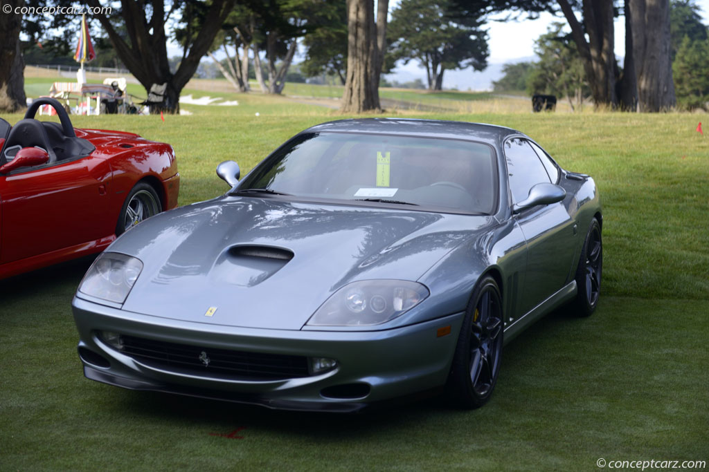 Auction Results And Data For 1997 Ferrari 550 Maranello