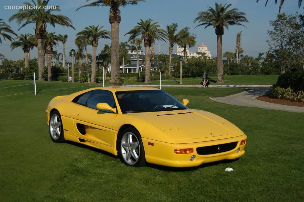 1998 Ferrari F355 Pictures History Value Research News