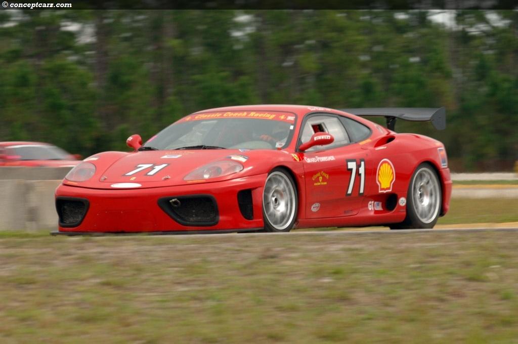2010 Ferrari 360GTC Fiorano photo - 3