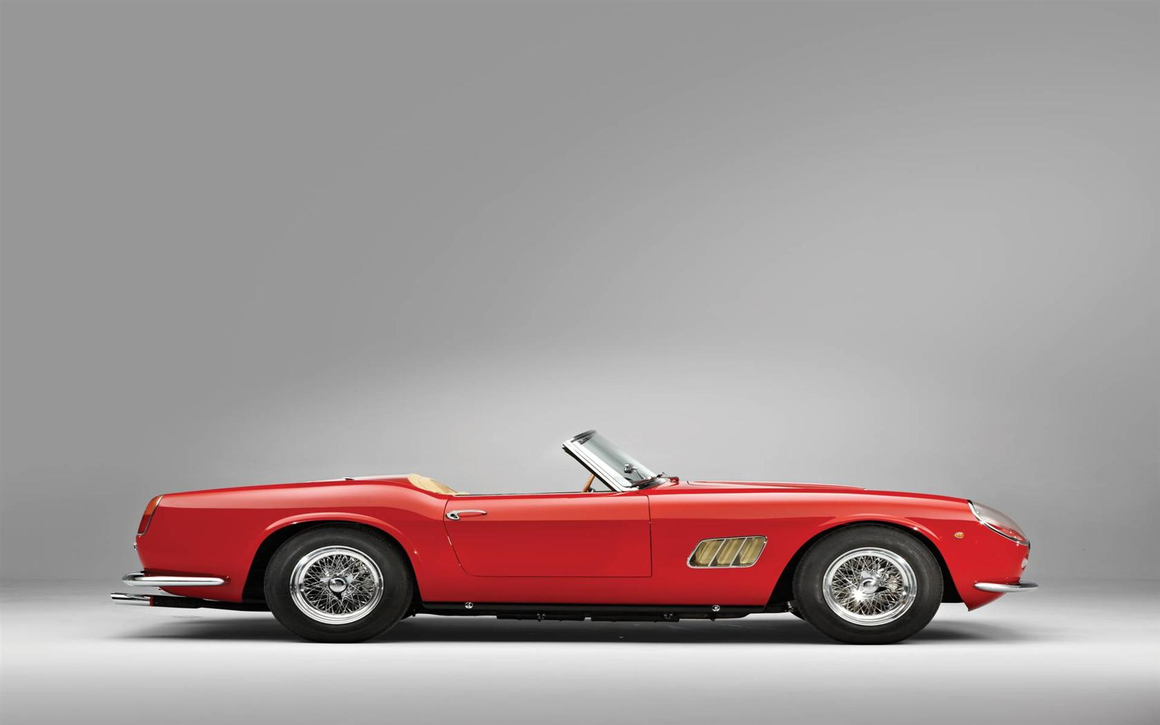 1962 ferrari 250 gt california at the rm auctions monterey. Cars Review. Best American Auto & Cars Review