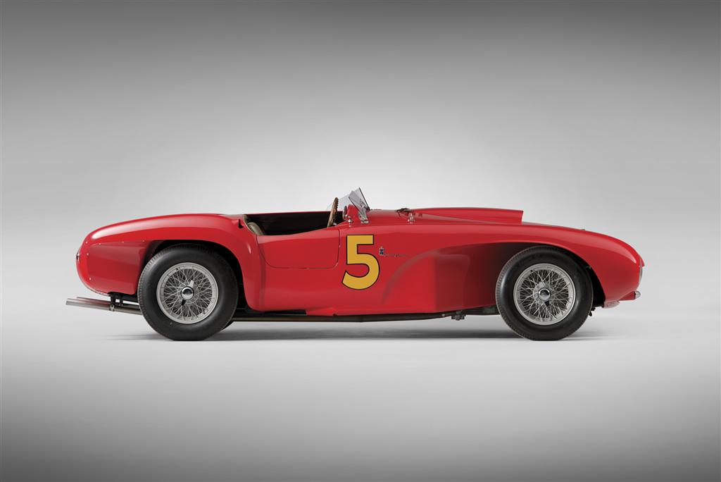 Ferrari 375 MM pictures and wallpaper