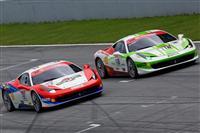 2011 Ferrari 458 Challenge image.