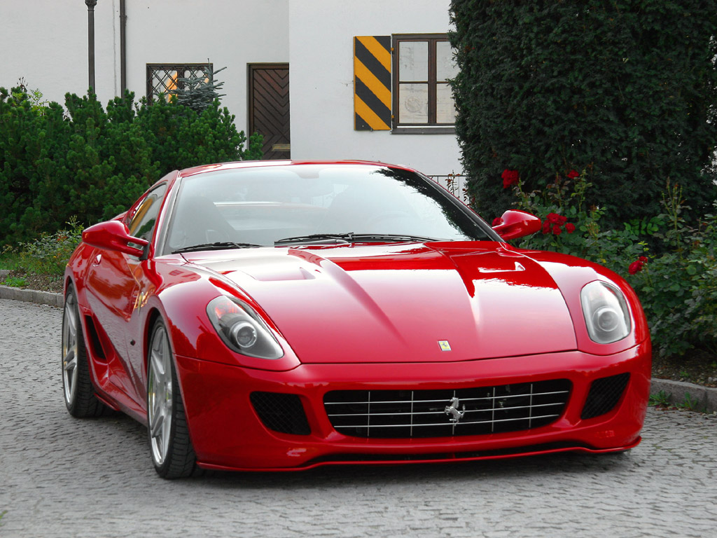 Auction results and data for 2008 novitec 599 gtb fiorano conceptcarz com