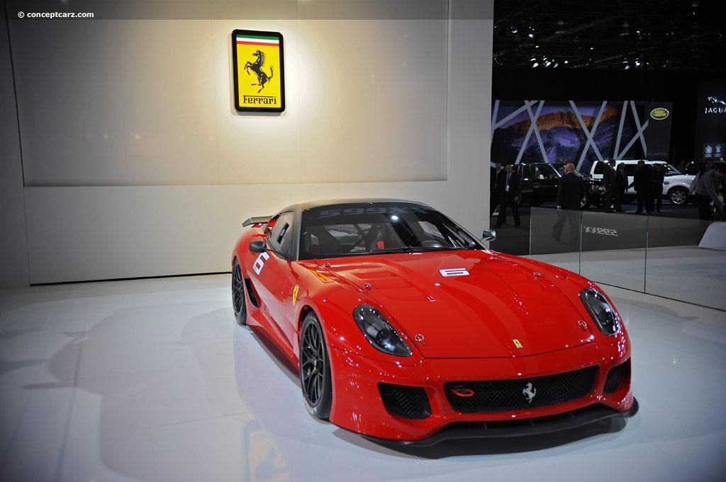 2009 Ferrari 599xx Image