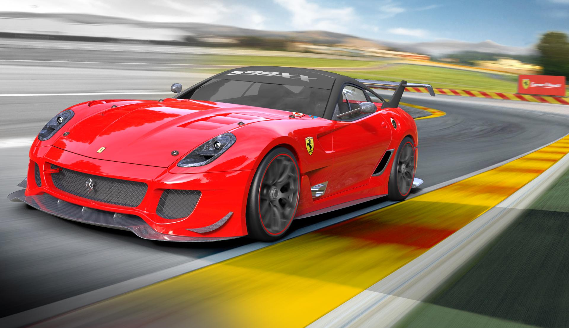 2012 Ferrari 599XX Evoluzione Technical Specifications and ...