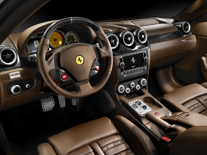 2011 Ferrari 612 Scaglietti