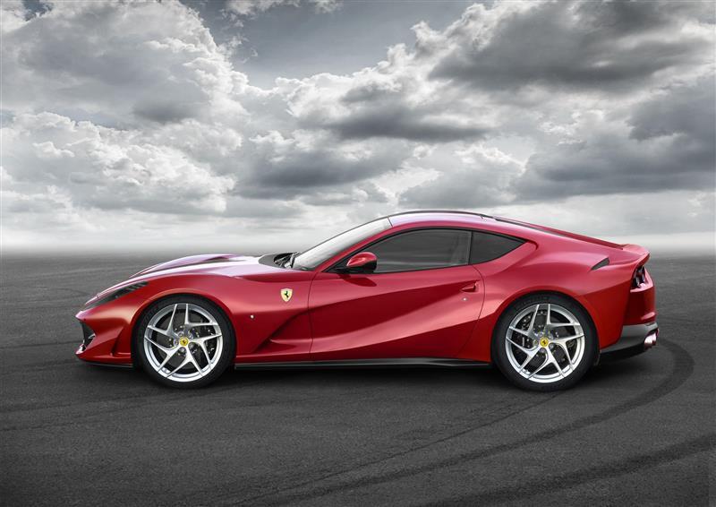 2017 Ferrari 812 Superfast Image