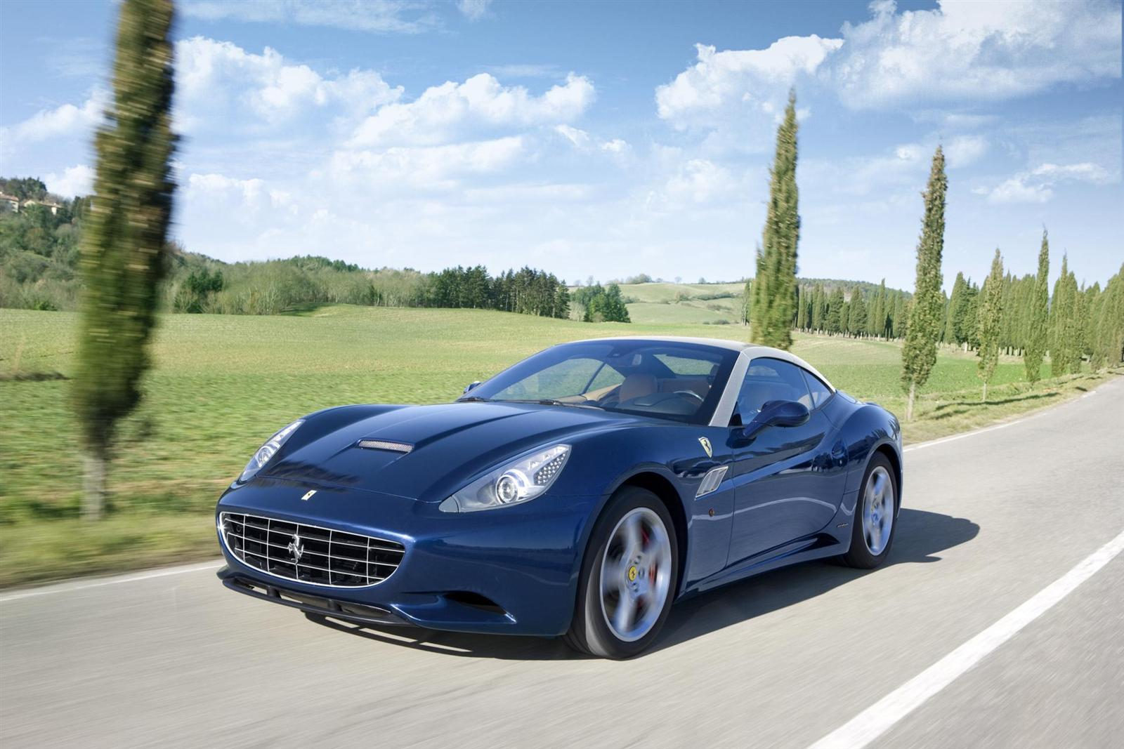 2013 Ferrari California Image