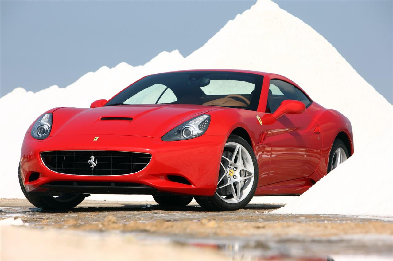2009 Ferrari California Image