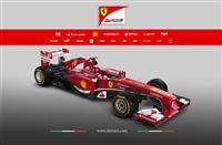 2013 Ferrari F138 image.