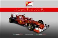 2012 Ferrari F2012 image.