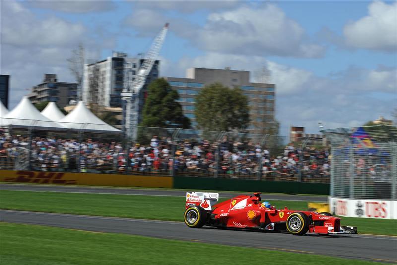 2012 Ferrari F2012