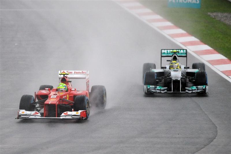 2012 Ferrari F2012 Image
