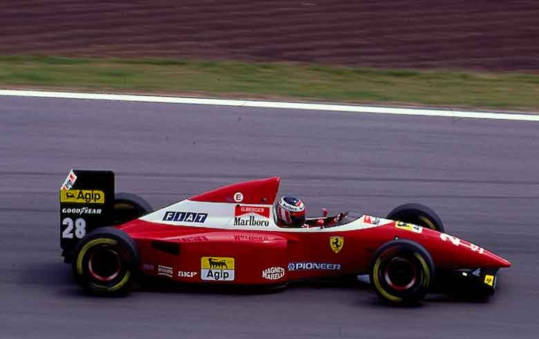 1993 Ferrari F93a Pictures History Value Research News