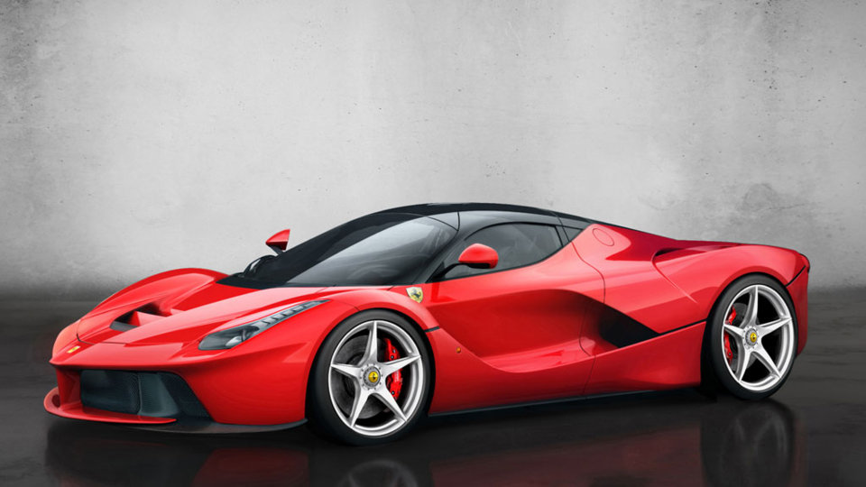 Ferrari LaFerrari pictures and wallpaper