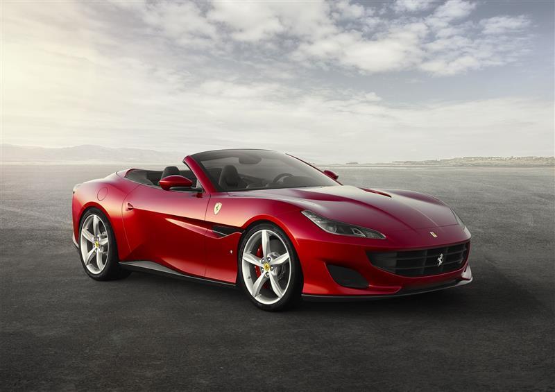 2017 Ferrari Portofino