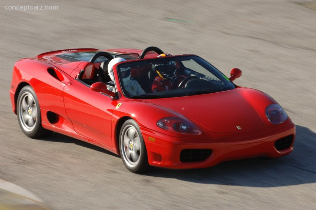 auction results and data for 2005 ferrari 360 spider. Black Bedroom Furniture Sets. Home Design Ideas