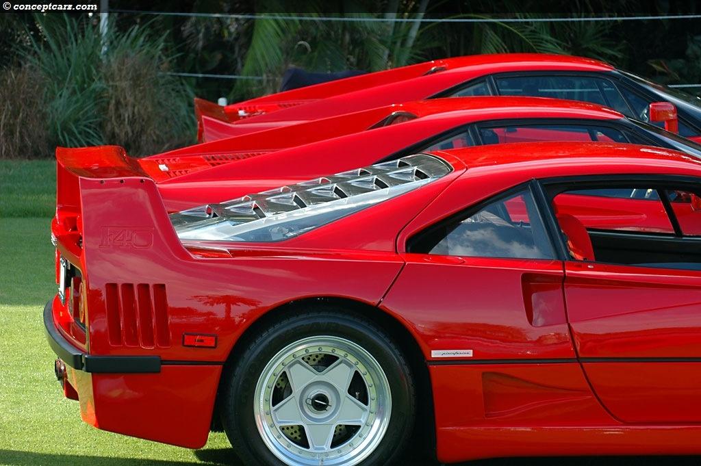 1987 Ferrari F40 Rm Auctions Ferrari Leggenda E Passione