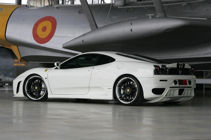 2008 Novitec F430 Race