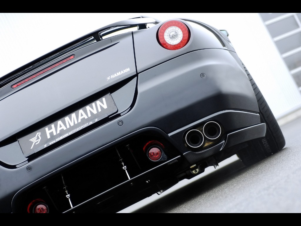 Auction results and data for 2007 hamann 599 gtb fiorano note the images shown are representations of the 2007 hamann 599 gtb fiorano vanachro Images