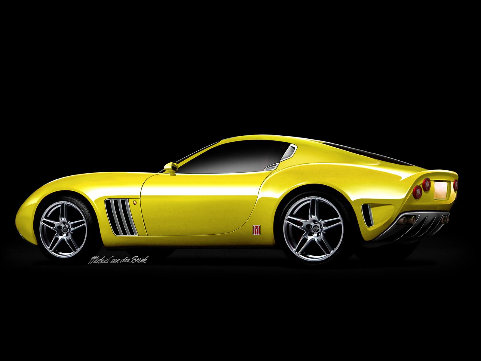 2007 Vandenbrink 599 GTO Mugello Concept Image
