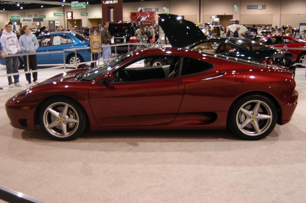 ferraridude03 2002 Ferrari 360 Modena Specs, Photos, Modification ...
